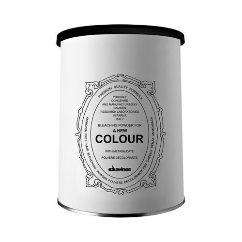 A NEW COLOUR - DAVINES