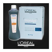 Blondys - Öljy Whitener + tehostajana - L OREAL PROFESSIONNEL - LOREAL