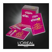 EFASSOR - διεργασίες καθαρισμού σε σκόνη - L OREAL PROFESSIONNEL - LOREAL