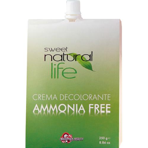 NATURAL LIFE - CREMA DECOLORANTE SENZA AMMONIACA