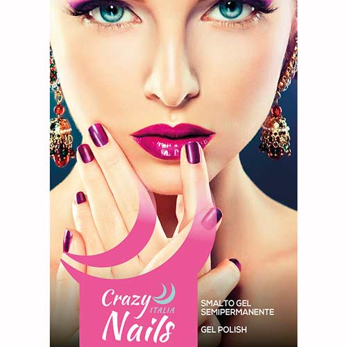 CRAZY NAILS - AMJ CHARLSON