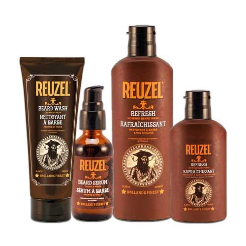 REUZEL BEARD CARE