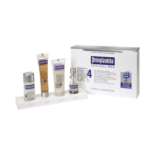 BK4 DE VITA-CELL PROTOPLASMINA KIT - FARMACA INTERNATIONAL
