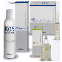 K05 - anti-dandruff treatment