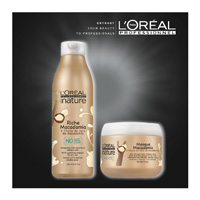NATURE SERIES - RICHE макадамия - L OREAL PROFESSIONNEL - LOREAL