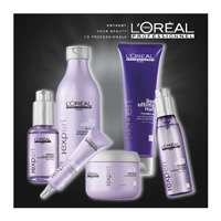 SÈRIE D'EXPERTS LISS ÚLTIMA - L OREAL PROFESSIONNEL - LOREAL