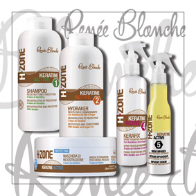 H • ZONE : ACTIVE keratin - RENEE BLANCHE