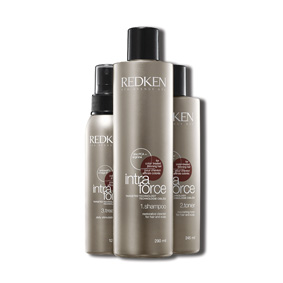 INTRAFORCE - COLOR DE CABELL - REDKEN