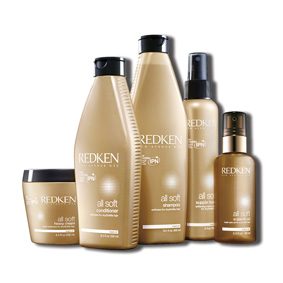 ALL SOFT - for dry hair - REDKEN