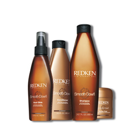 SMOOTH DOWN - per cabells molt secs i rebels - REDKEN