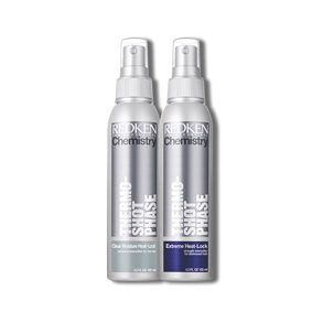 NEW CHEMISTRY SYSTEM - THERMO -SHOT PHASE - REDKEN