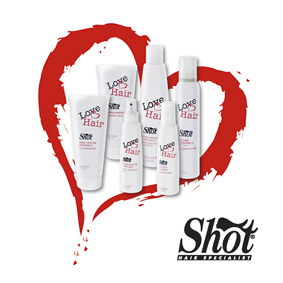 SHOT | brand: LOVE HAIR