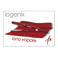 IOGENIX: IONIC STEAM STRAIGHTENER - DUNE 90