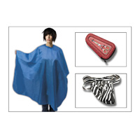 CAPES PROFESSIONAL CUTTING AND CARRIER FOR HAIRDRESSERS