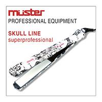 صفحه بخاری خط SKULL - MUSTER
