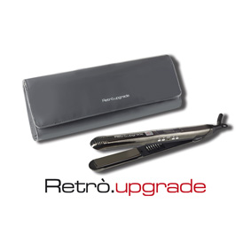 PLATE Straightening TITANIUM - RETRO.upgrade