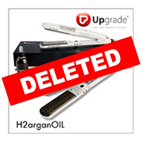 ΠΛΑΚΑ H2arganOIL - UPGRADE