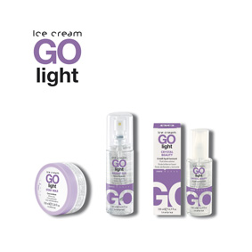 ISKREM GO GO - GO LIGHT - INEBRYA