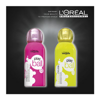 PLAY BALL MOUSSE - L OREAL PROFESSIONNEL - LOREAL