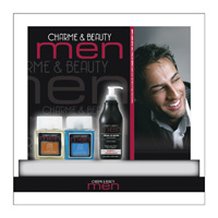 MEN : baris lengkap Hair & Bercukur - CHARME & BEAUTY