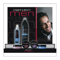 MEN: linea completa Hair & Shave  - CHARME & BEAUTY