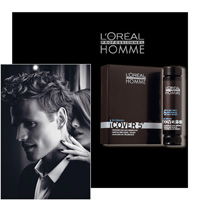 L'Oreal Professionnel HOMME - COVER 5' - L OREAL PROFESSIONNEL - LOREAL