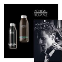 L' Oréal Professionnel Homme - Tonique og COOL CLEAR - L OREAL PROFESSIONNEL - LOREAL