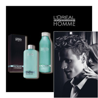L' Oreal Professionnel HOMME - ENERGIC - L OREAL PROFESSIONNEL - LOREAL