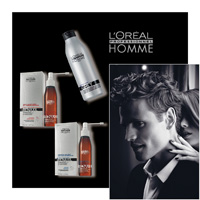 L' Oreal Professionnel HOMME - RENAXIL - L OREAL PROFESSIONNEL - LOREAL