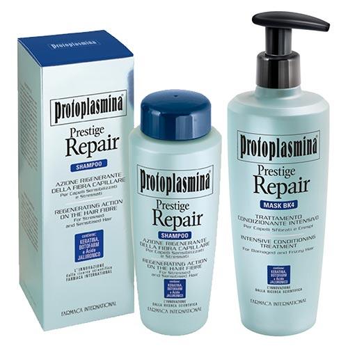 <p><strong>ÚČINNÝ ŠAMPON<br>pro poškozené vlasy, lámavé a křehké<br>síran a sůl</strong><br>Bylinné <em>Keratin</em>, <em>BotoFarm</em> a <em>kyseliny hyaluronové</em>, tento šampon je schopna zajistit jemné čištění, odstranění nečistot bez ovlivnění vlas - FARMACA INTERNATIONAL