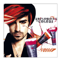 FUDGE paintbox - culori extreme