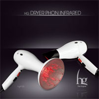 HG DRYER HAIR DRYER INFRARED