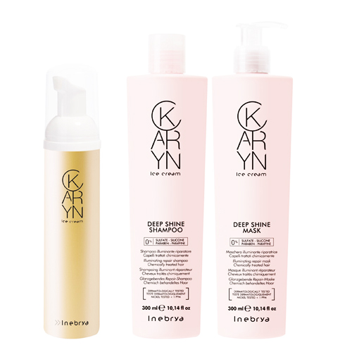 KARYN: LIGHTING AND CONDITIONING LOTIONS
