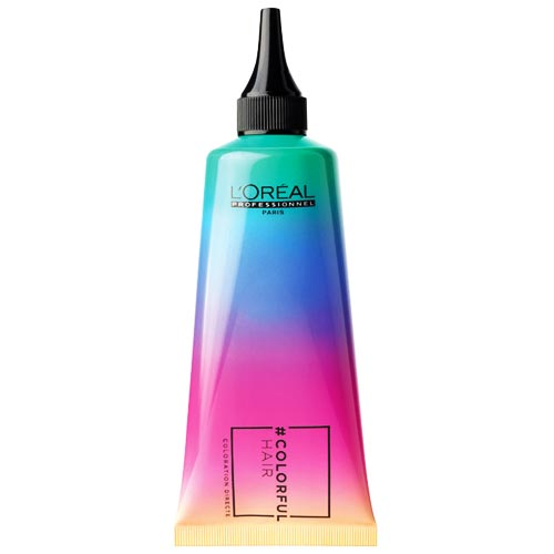 #COLORFUL HAAR - L OREAL PROFESSIONNEL - LOREAL