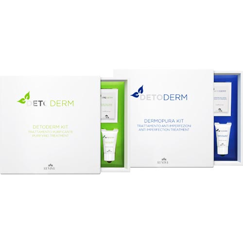 DETOERM IDEALNA DERMOPURA KIT - REVIVRE