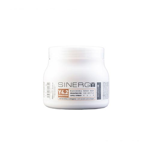 Y 4.2 KERATIN TOPENG - SINERGY COSMETICS