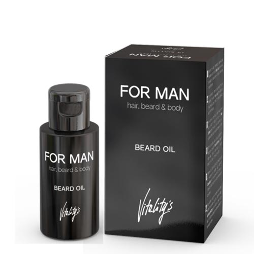FOR MAN: BEARD OIL - VITALITYS