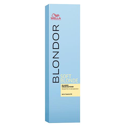 ครีมสีบลอนด์อ่อน BLONDOR - WELLA PROFESSIONALS